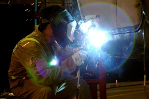 Stryker Repair Facility Shifts Focus