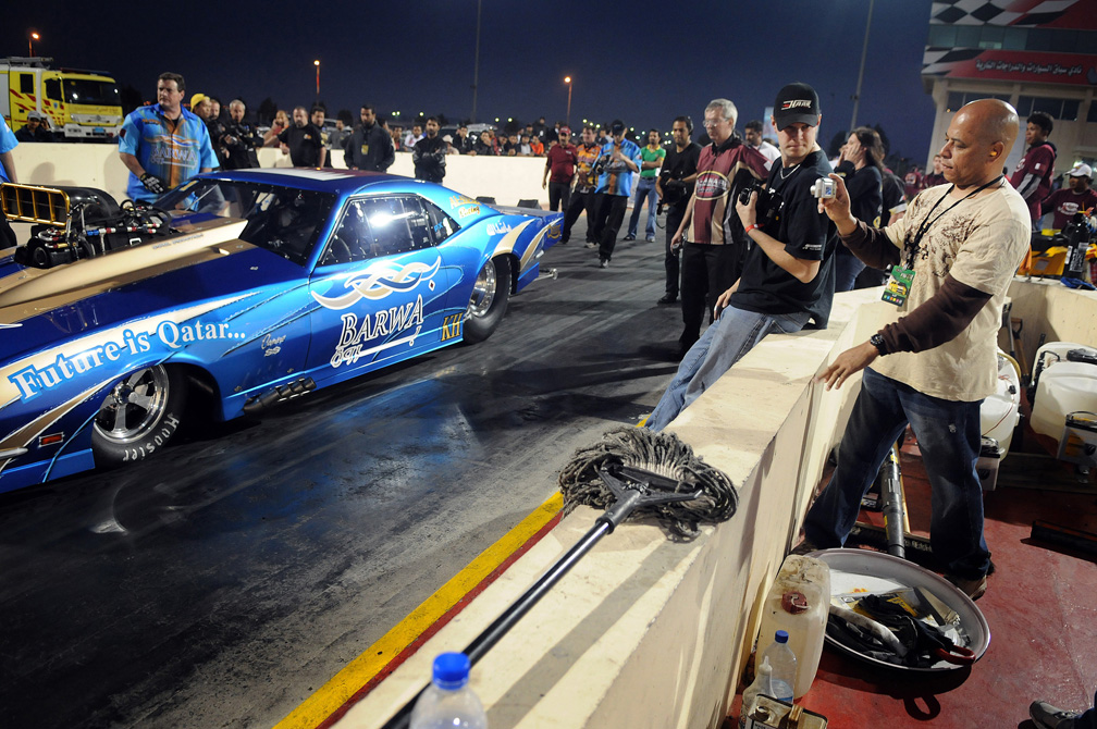 Qatar Drag Racing