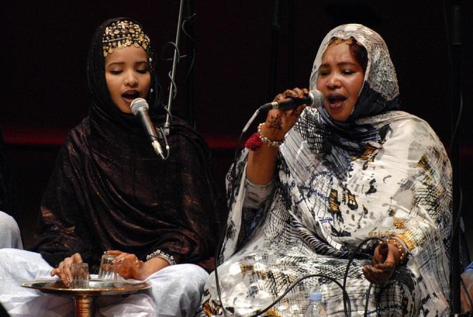 Moroccan Gnawa