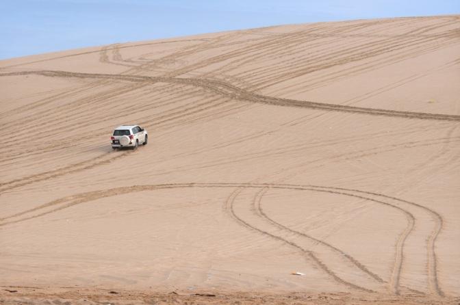 Qatar Sand Dunes