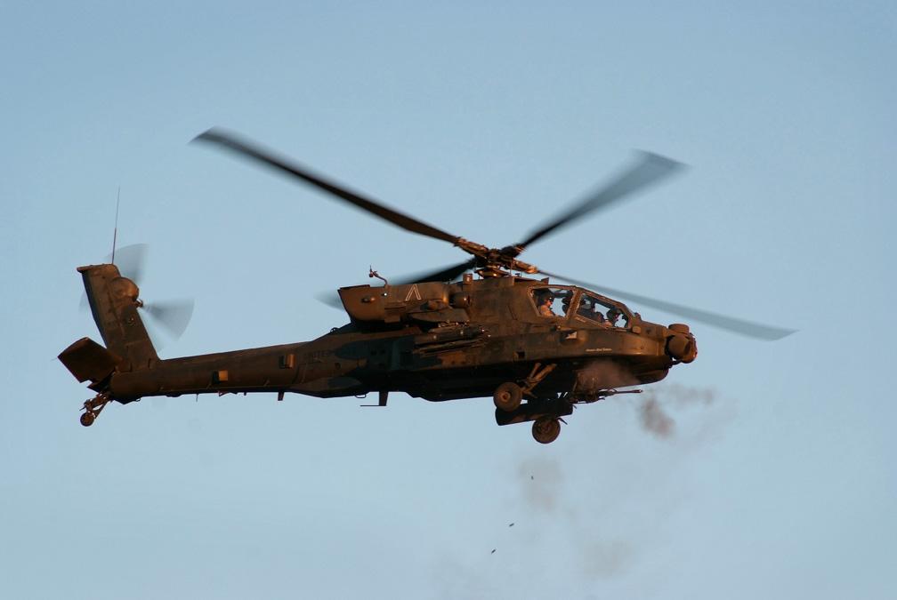 Apache Battalion Prepares for Battle