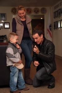 Author Visits Children of Fallen Heroes