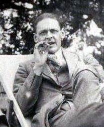 T. S. Eliot in 1923