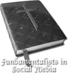 Fundamentalists in Social Media
