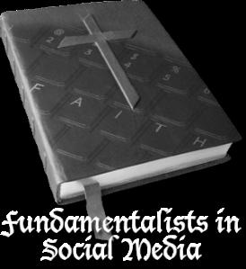 Fundamentalists in Social Media