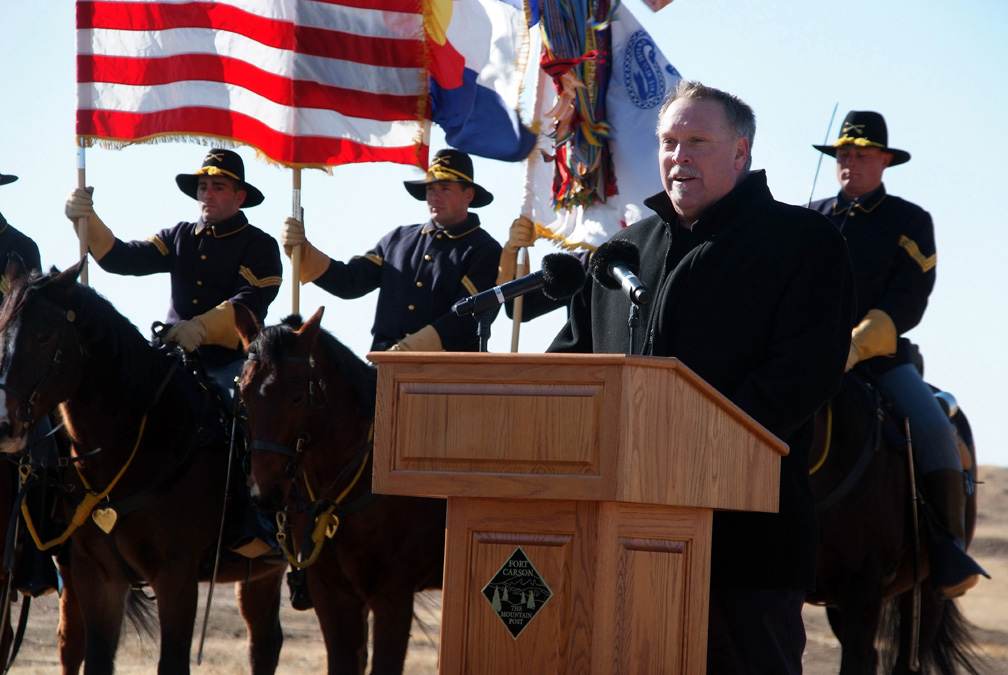 Carson Breaks Ground for Shared Shooting Complex