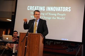 Colorado Educators Talk With Top Innovation Leader, Author