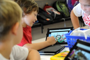 iPad Push Hits District 49, Advancing Plans to Reform County Education