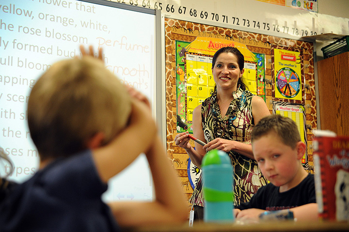 Colorado Teacher Earns State Recognition, Advances for National
