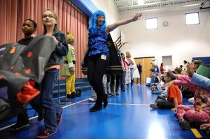 Colorado Students Welcome Winter Break Celebrating Inquiry