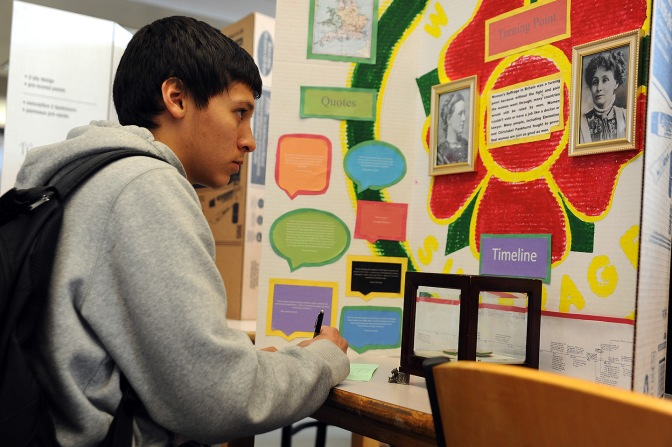 Educator Focuses on Information Literacy