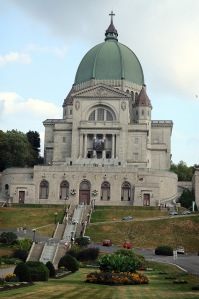 Saint Joseph's Oratory at Mount Royal