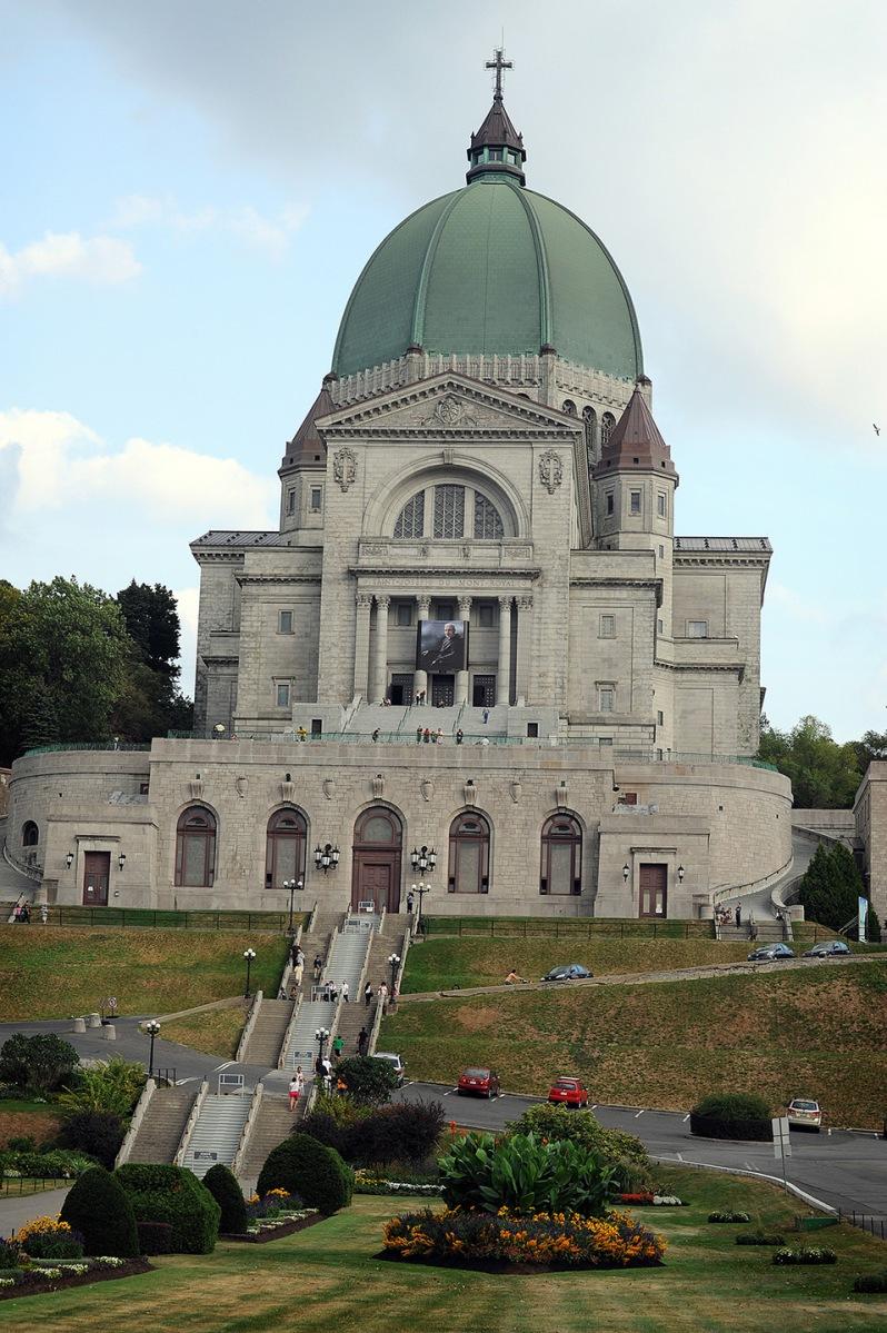 Saint Joseph's Oratory at Mount Royal