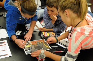 Colorado Students Use STEM to Solve 'Crime'
